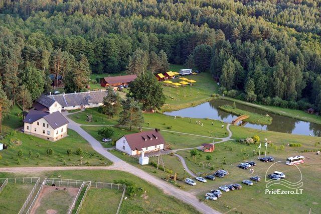 Gehöft im Bezirk Jonava, 25 km von Kaunas - 4