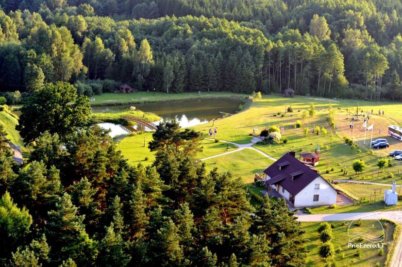 Gehöft im Bezirk Jonava, 25 km von Kaunas - 1
