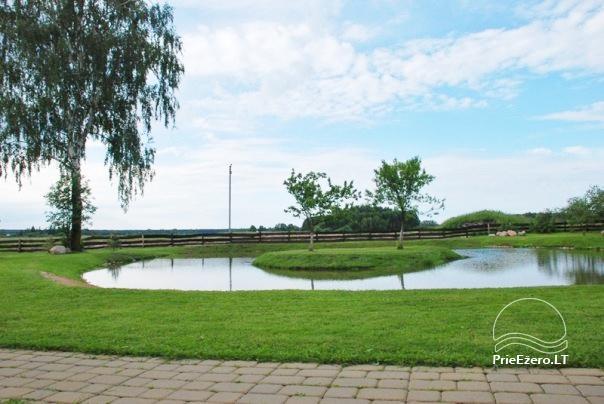 Homestead in Kazlu ruda 30km from Kaunas Pinciskiu sodyba - 2