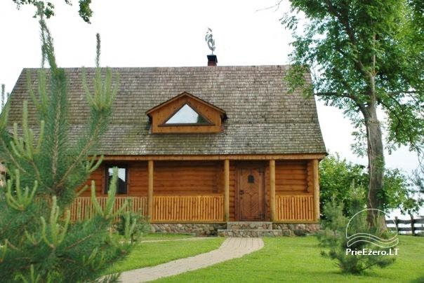 Homestead in Kazlu ruda 30km from Kaunas Pinciskiu sodyba - 6
