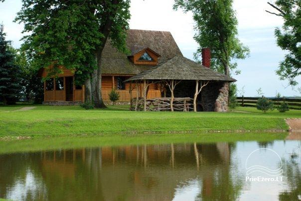 Усадьба  30 км от Каунаса Pinciskiu sodyba - 5