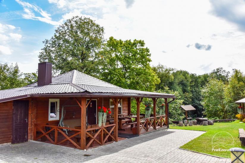 Усадьба в Пренайском районе Paverknės sodyba - 5