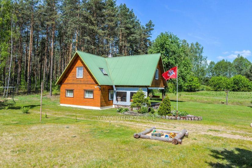 Gehöft Smališkė nicht weit von Druskininkai und Wohnung in Druskininkai - 3