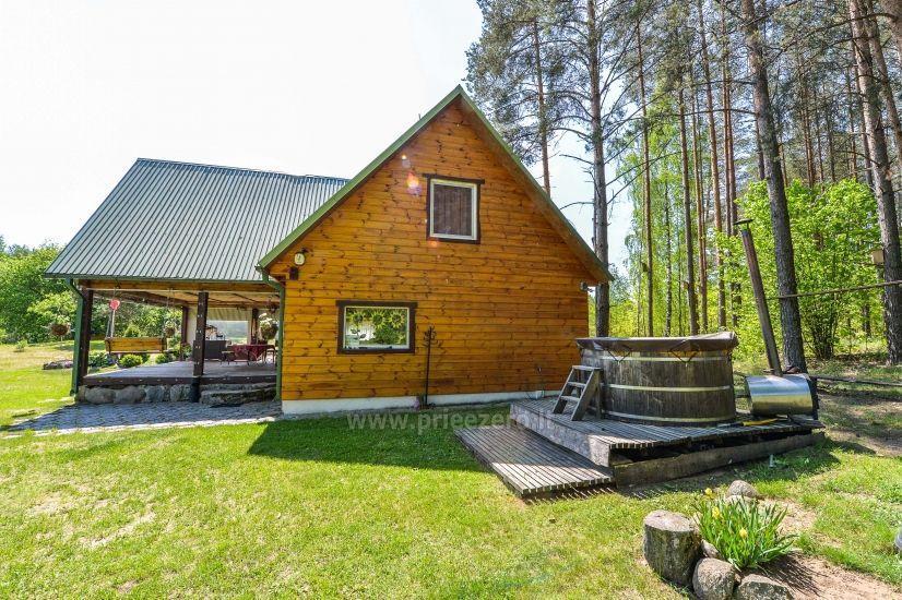 Gehöft Smališkė nicht weit von Druskininkai und Wohnung in Druskininkai - 5