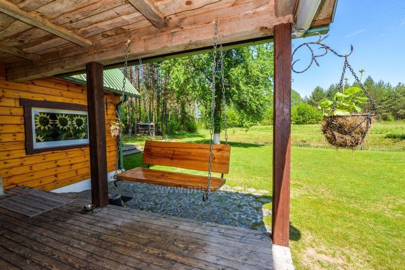 Усадьба Smališkė недалеко от Друскиникай и квартира в Друскиникае - 9