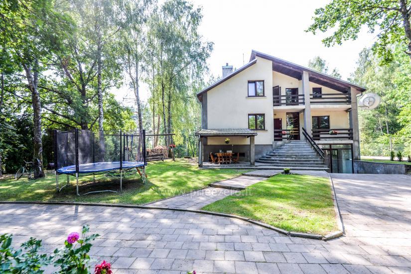 Countryside homestead Paužuolio sodyba 25 km from Druskininkai - 1