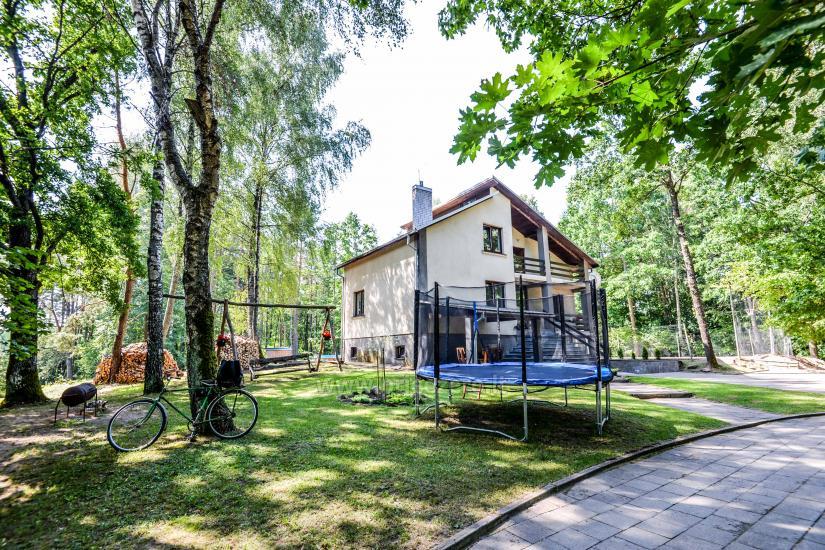 Gehöft Paužuolio sodyba 25 km von Druskininkai - 4