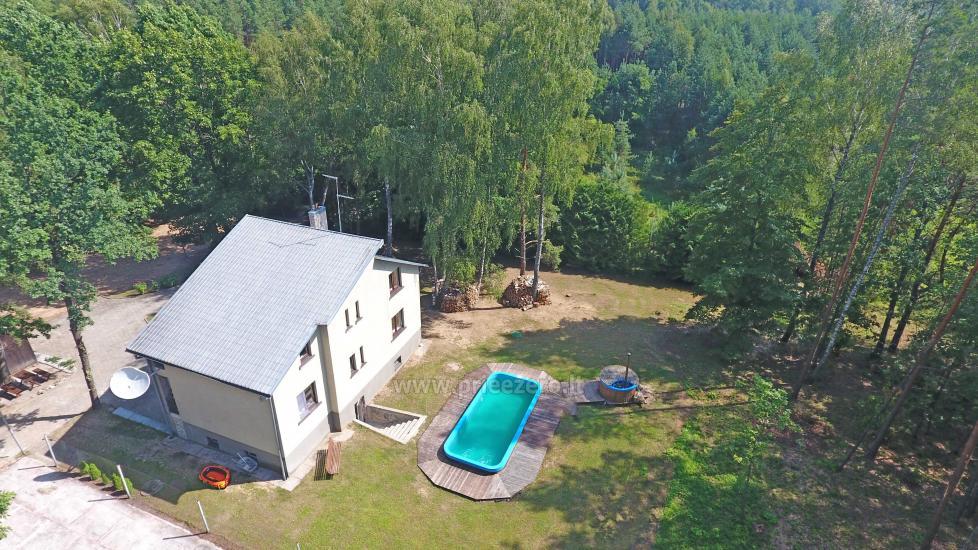 Countryside homestead Paužuolio sodyba 25 km from Druskininkai - 2