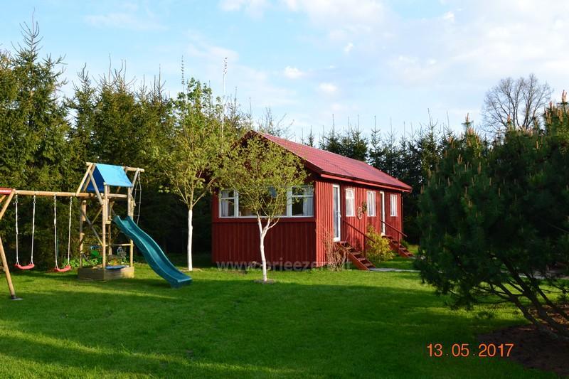 Сельская усадьба в Шилутском районе Skirvytėlė - 10