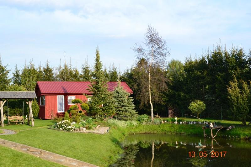 Сельская усадьба в Шилутском районе Skirvytėlė - 11