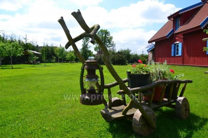 Сельская усадьба в Шилутском районе Skirvytėlė - 4