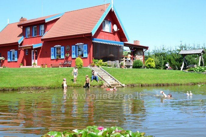 Сельская усадьба в Шилутском районе Skirvytėlė - 8
