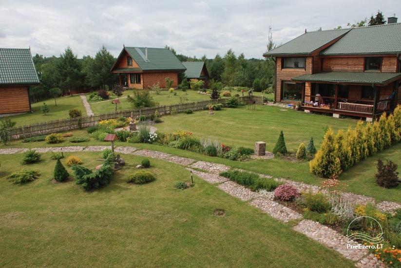 Homestead in Moletai region Įlankos sodyba - 4