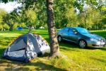 Camping Obuolių sala in Molėtai Bereich - 3