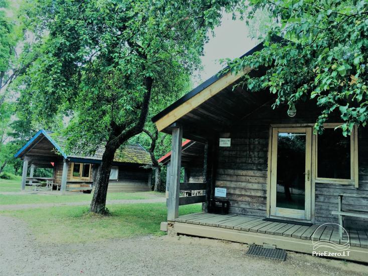 Camping Obuolių sala in Molėtai area - 4