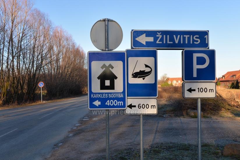 Rooms dor rent in Klaipeda region, homestead KARKLES SODYBA - 62