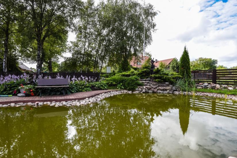 Rooms dor rent in Klaipeda region, homestead KARKLES SODYBA - 53