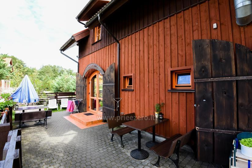 Rooms dor rent in Klaipeda region, homestead KARKLES SODYBA - 37