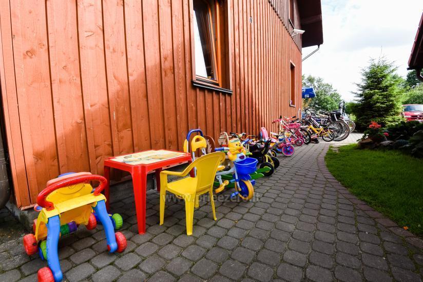 Rooms dor rent in Klaipeda region, homestead KARKLES SODYBA - 52