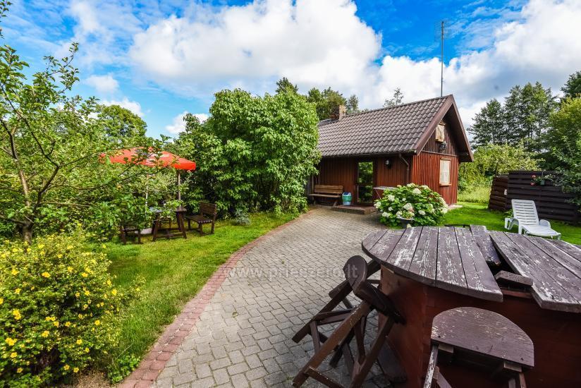 Rooms dor rent in Klaipeda region, homestead KARKLES SODYBA - 58