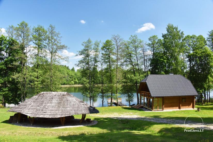 Countryside house by the lake in Ignalina district - 8