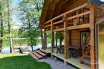 Countryside house by the lake in Ignalina district - 5