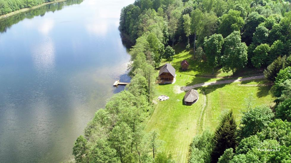 Countryside house by the lake in Ignalina district - 11