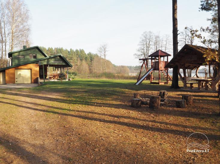 Дом отдыха «Жибуокле» в Варенском районе - 2