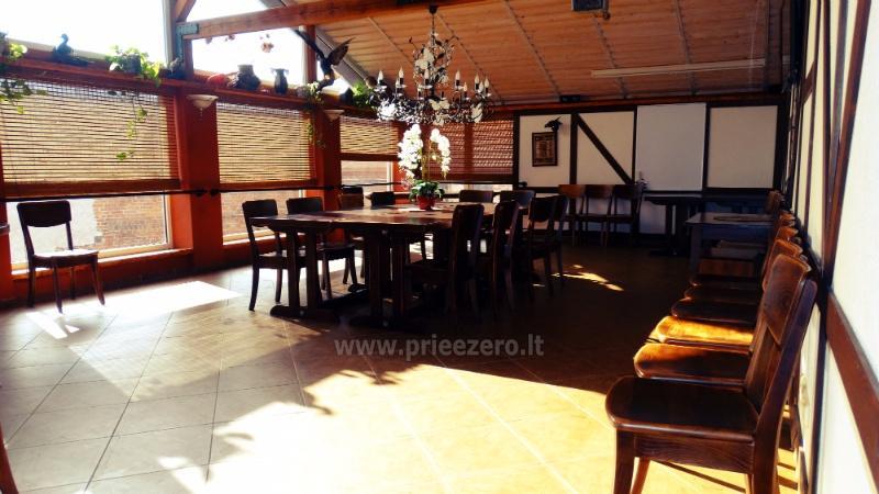 Guest house - restaurant in Klaipeda region  KARČEMA MINGĖ - 15