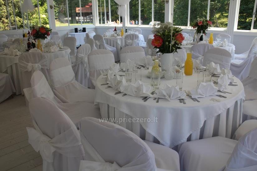RADAILIU DVARAS - park of dinosaurs - hotel - restaurant - banquets - weddings near Klaipeda - 7