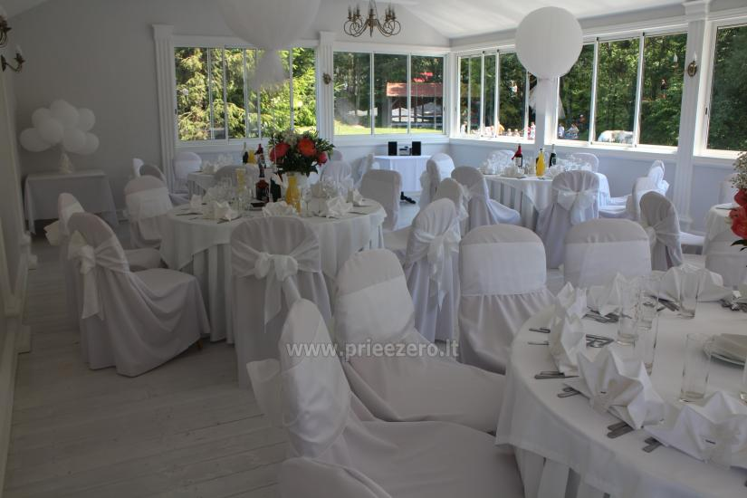 RADAILIU DVARAS - park of dinosaurs - hotel - restaurant - banquets - weddings near Klaipeda - 8