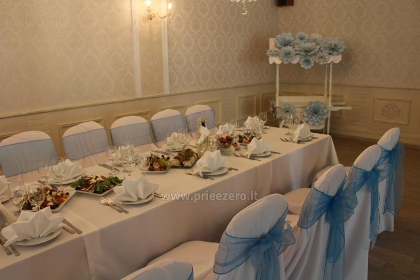 RADAILIU DVARAS - park of dinosaurs - hotel - restaurant - banquets - weddings near Klaipeda - 9