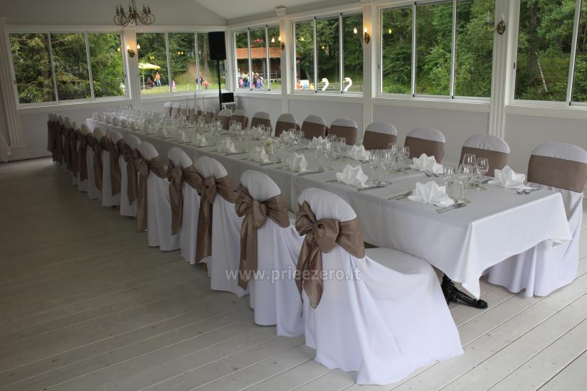 RADAILIU DVARAS - park of dinosaurs - hotel - restaurant - banquets - weddings near Klaipeda - 10