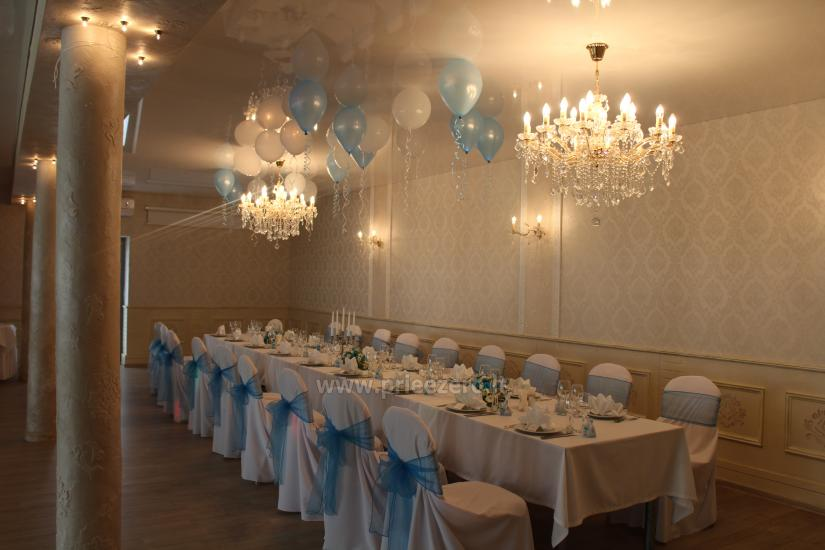 RADAILIU DVARAS - park of dinosaurs - hotel - restaurant - banquets - weddings near Klaipeda - 11