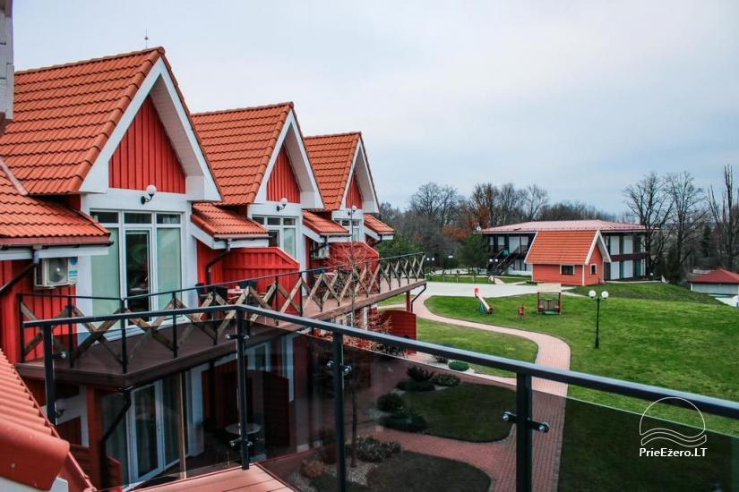 RADAILIU DVARAS - park of dinosaurs - apartment - restaurant- banquets - weddings near Klaipeda - hotel - restaurant - saunas. 7km from Klaipeda - 16