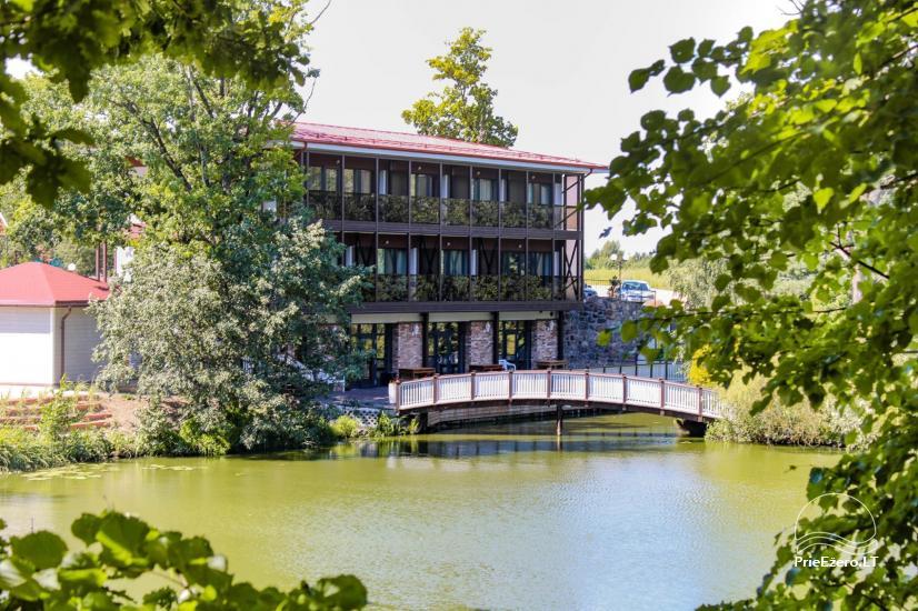 RADAILIU DVARAS - park of dinosaurs - apartment - restaurant- banquets - weddings near Klaipeda - hotel - restaurant - saunas. 7km from Klaipeda - 19