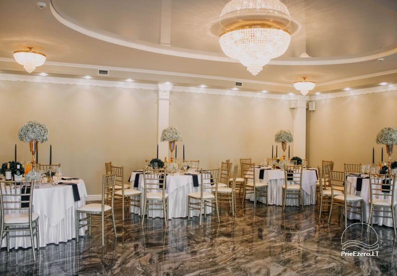 RADAILIU DVARAS - park of dinosaurs - apartment - restaurant- banquets - weddings near Klaipeda - hotel - restaurant - saunas. 7km from Klaipeda - 21