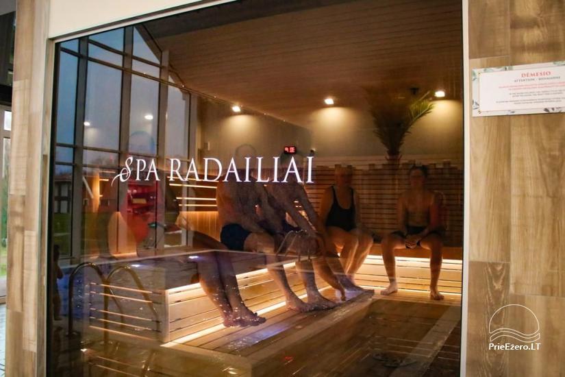 RADAILIU DVARAS - park of dinosaurs - apartment - restaurant- banquets - weddings near Klaipeda - hotel - restaurant - saunas. 7km from Klaipeda - 27