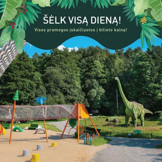 RADAILIU DVARAS - park of dinosaurs - apartment - restaurant- banquets - weddings near Klaipeda - hotel - restaurant - saunas. 7km from Klaipeda - 55