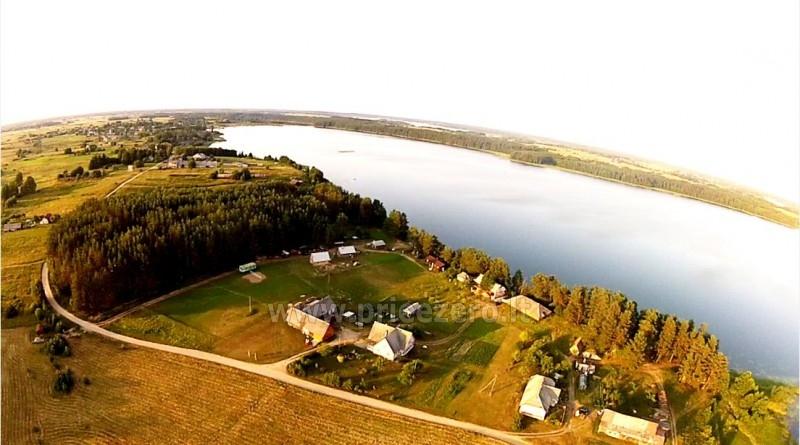 Усадьба в Молетском районе на озере  Malūnėlis - 4
