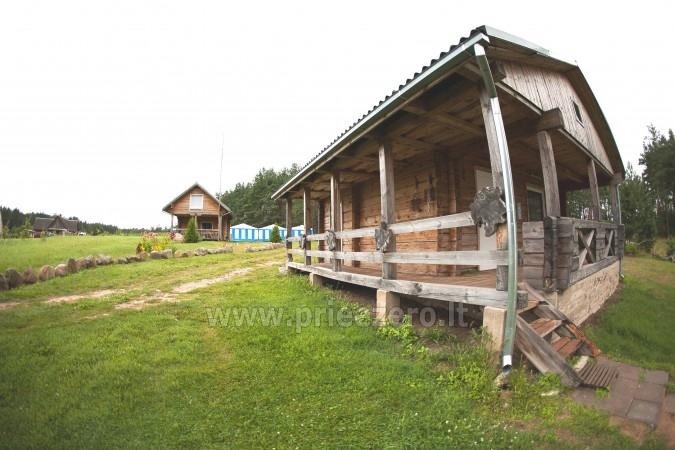 Усадьба в Молетском районе на озере  Malūnėlis - 5