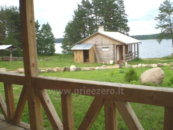 Усадьба в Молетском районе на озере  Malūnėlis - 7