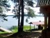 Homestead in Moletai region at the lake  Malūnėlis - 40