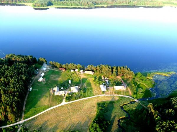 Усадьба в Молетском районе на озере  Malūnėlis - 1