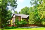 Landhaus in Siauliai Region Pageluvio Šilas - 2