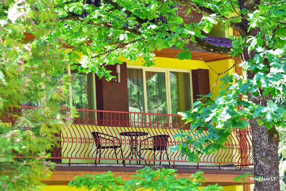 Landhaus in Siauliai Region Pageluvio Šilas - 1
