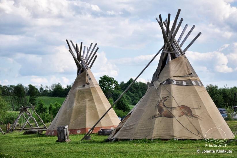 Camping Vinetu kaimas in Klaipėda area - 6