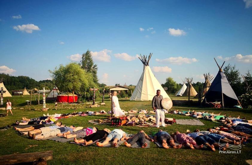 Camping Vinetu kaimas in Klaipėda area - 20