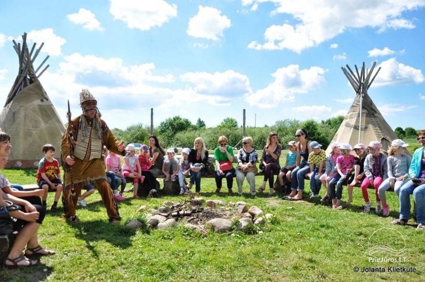 Camping Vinetu kaimas in Klaipėda area - 28