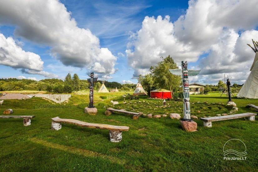 Camping Vinetu kaimas in Klaipėda area - 30